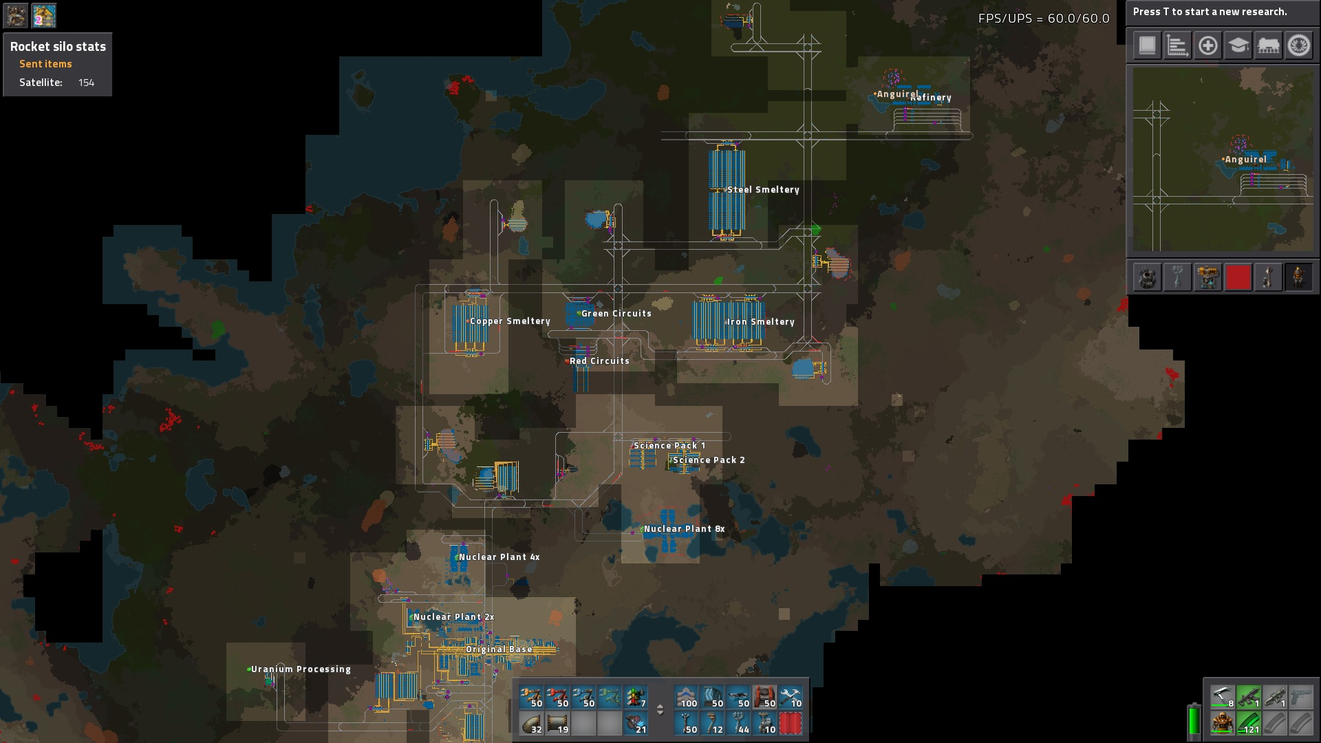 By Photo Congress || Factorio 0 17 Science Layout