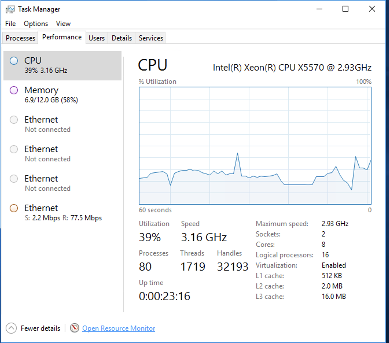 Windows Server Storage Spaces - What the Daily WTF?