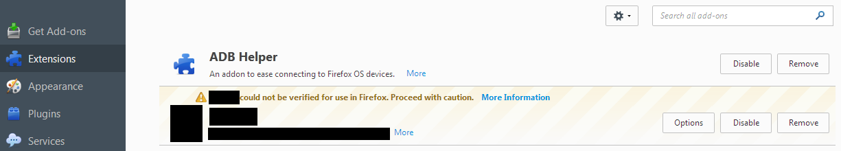 Firefox, again - What the Daily WTF?