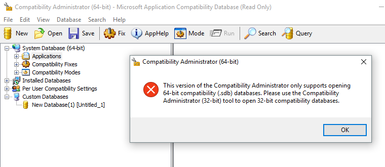 0_1466332834342_2016-06-19 12_33_27-Compatibility Administrator (64-bit) - Microsoft Application Compatibility Datab.png