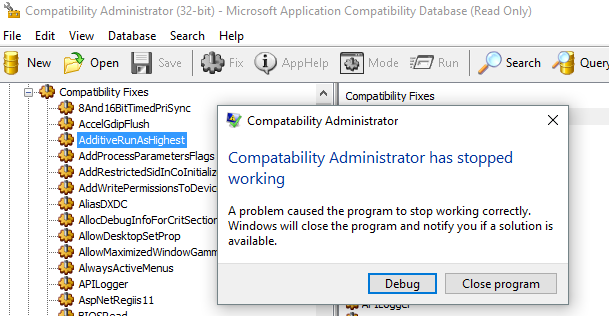 0_1466332938636_2016-06-19 12_35_50-Compatibility Administrator (32-bit) - Microsoft Application Compatibility Datab.png