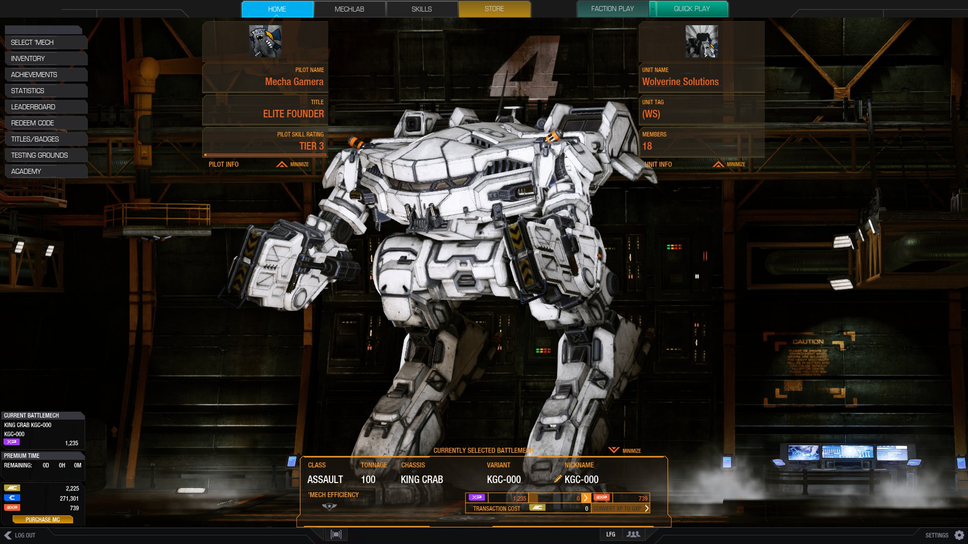 Mechwarrior Online Thread What The Daily Wtf