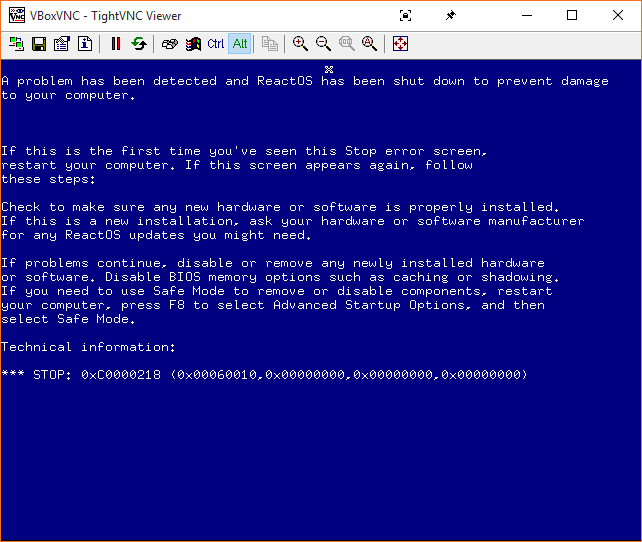 Any ReactOS users here? - What the Daily WTF?